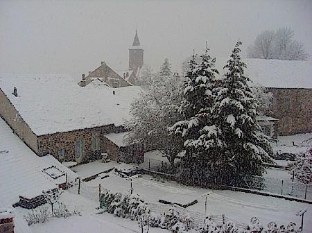 météo bayonne neige