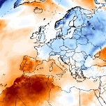 Canicule au Maghreb - Neige & froid en Europe Centrale